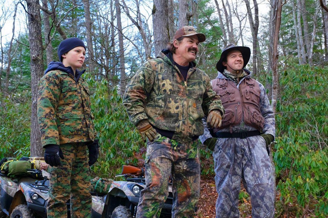 My Deer Hunter Dad : Photo Danny McBride, Josh Brolin, Montana Jordan
