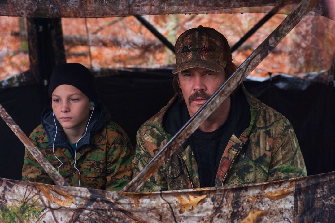 My Deer Hunter Dad : Photo Josh Brolin, Montana Jordan