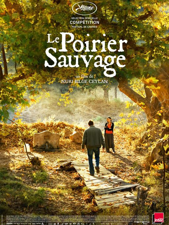 Le Poirier sauvage : Affiche