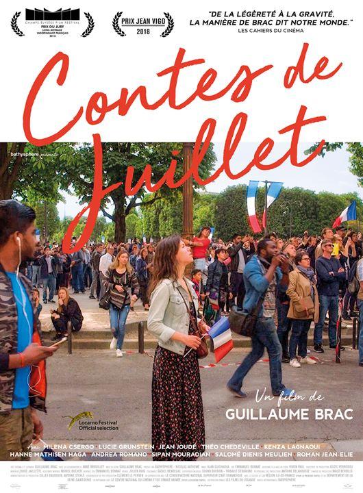 Contes de juillet : Affiche