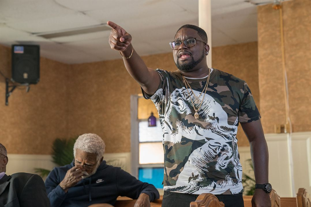 Uncle Drew : Photo Kyrie Irving, Lil Rel Howery