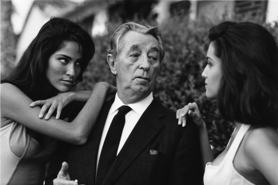 Nice Girls Don't Stay for Breakfast : Photo Robert Mitchum