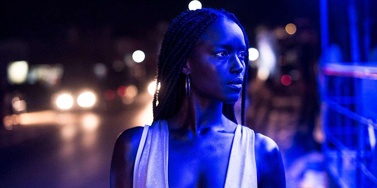 Un Ange : Photo Fatou N'Diaye