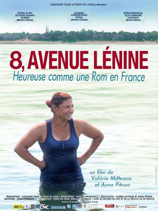 8, avenue Lénine : Affiche