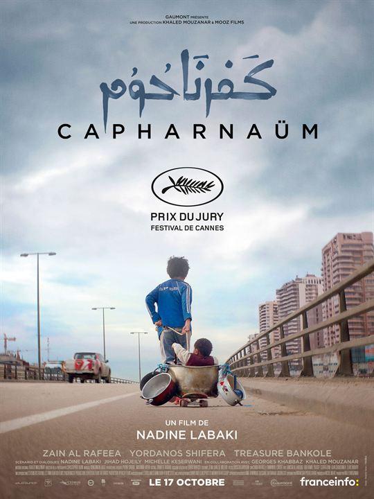 Capharnaüm : Affiche