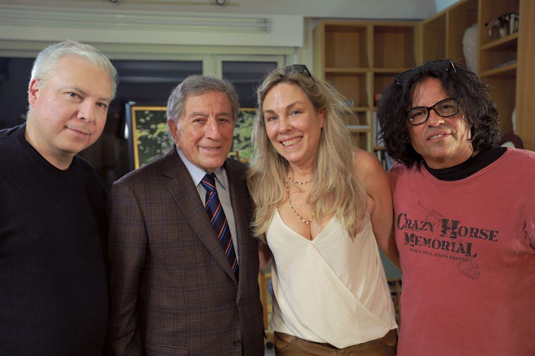 Rumble: The Indians Who Rocked The World : Photo Catherine Bainbridge, Stevie Salas, Tim Johnson, Tony Bennett