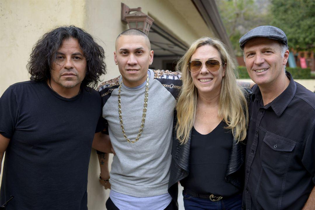 Rumble: The Indians Who Rocked The World : Photo Alfonso Maiorana, Catherine Bainbridge, Stevie Salas, Taboo