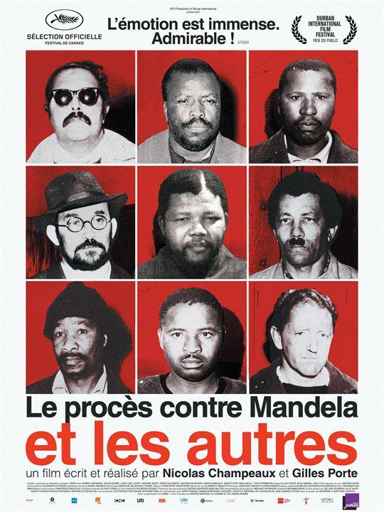Le procès contre Mandela et les autres : Affiche