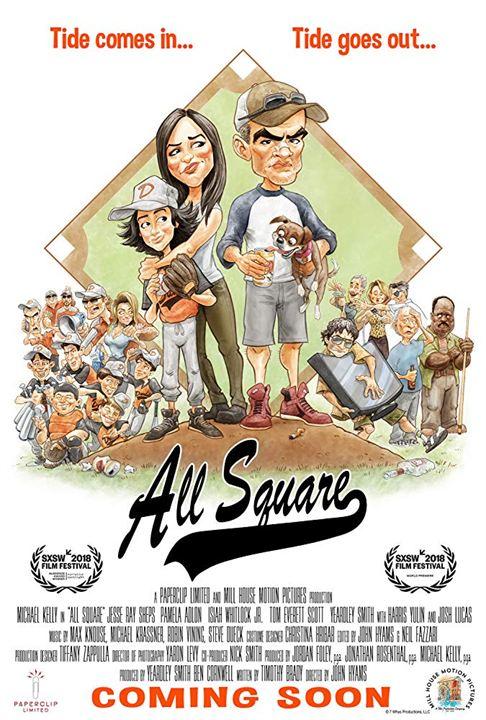 All Square : Affiche