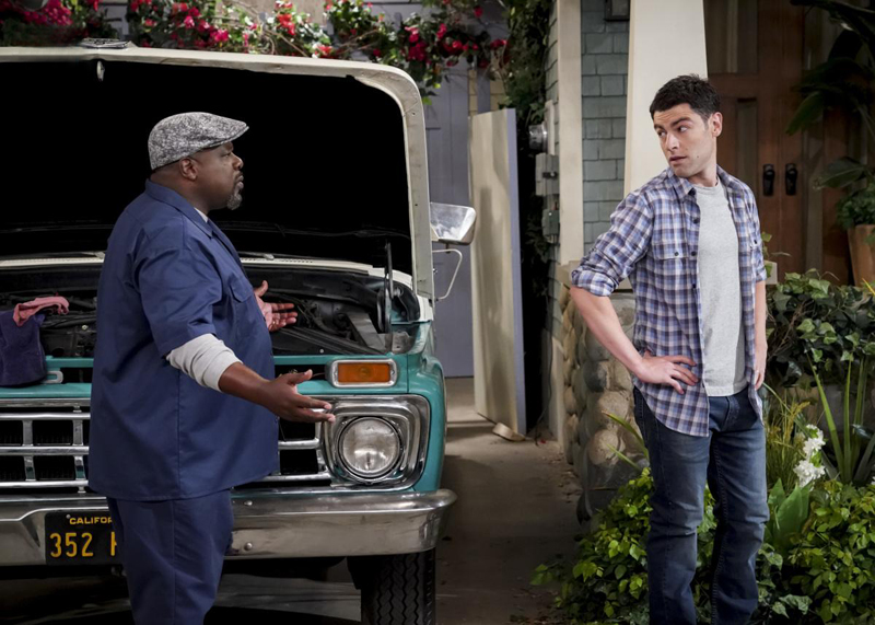 Photo Cedric The Entertainer, Max Greenfield