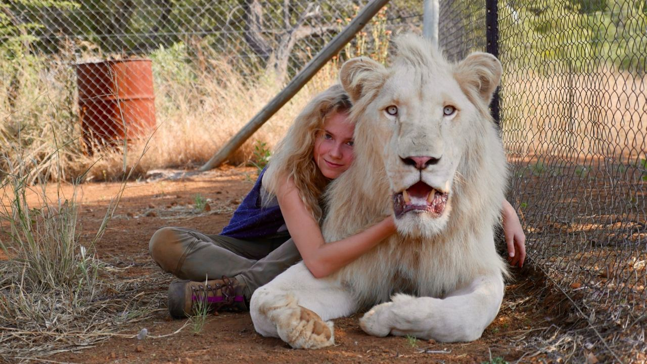 Photo Du Film Mia Et Le Lion Blanc Photo 13 Sur 24 Allociné