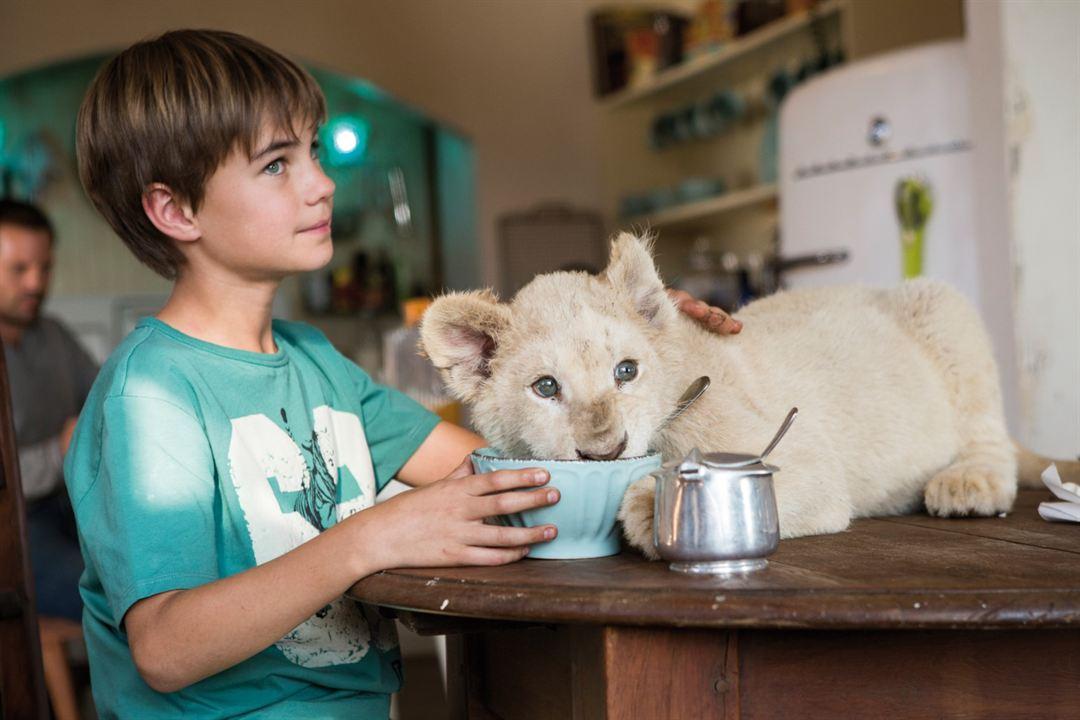 Mia et le Lion Blanc : Photo Ryan McLennan