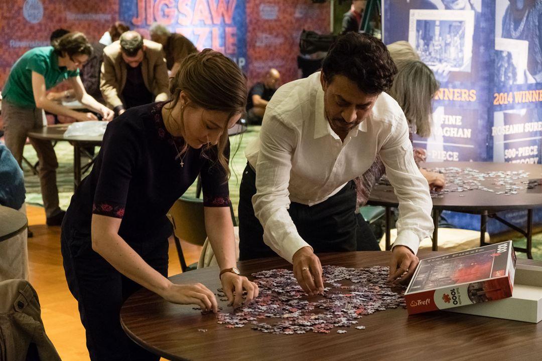 Puzzle : Photo Irrfan Khan, Kelly Macdonald