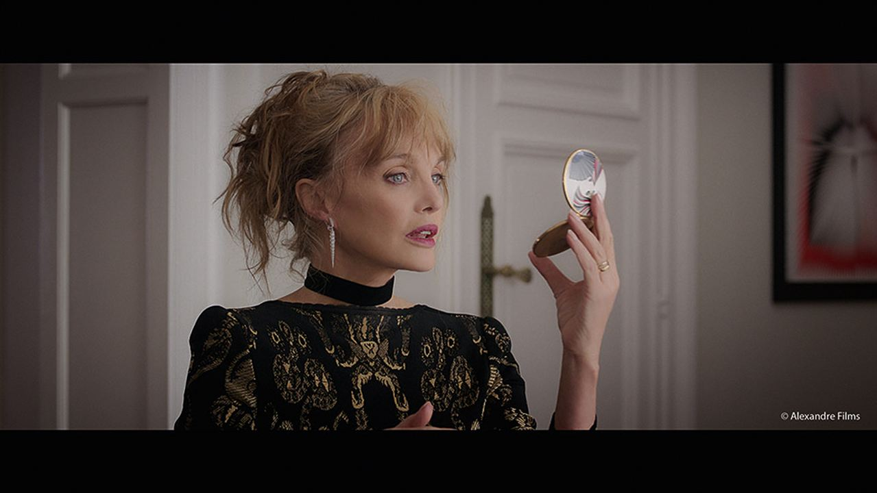 Ma mère est folle : Photo Arielle Dombasle