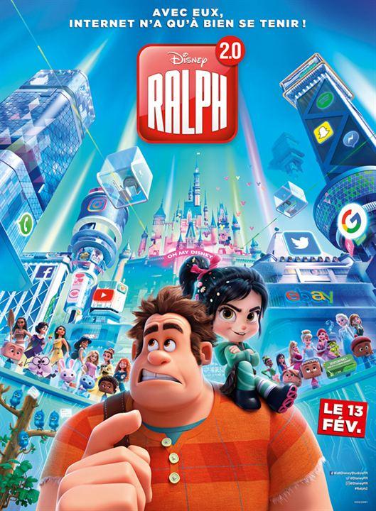 Ralph 2.0 : Affiche