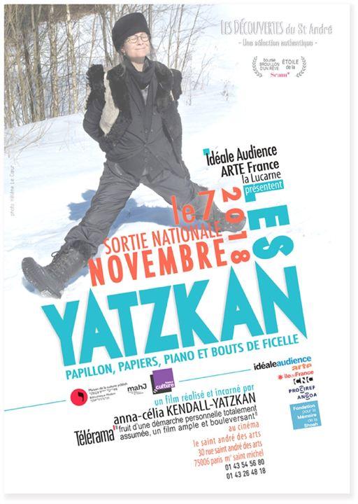 Les Yatzkan : Affiche