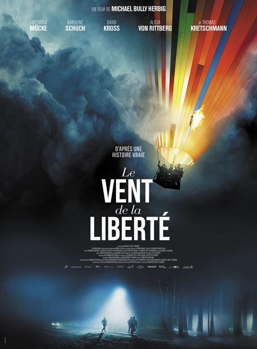 Le Vent de la liberté : Affiche