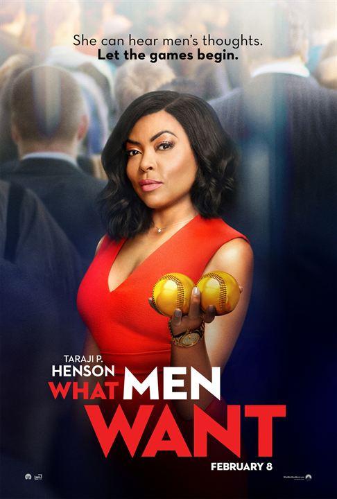 What Men Want : Affiche