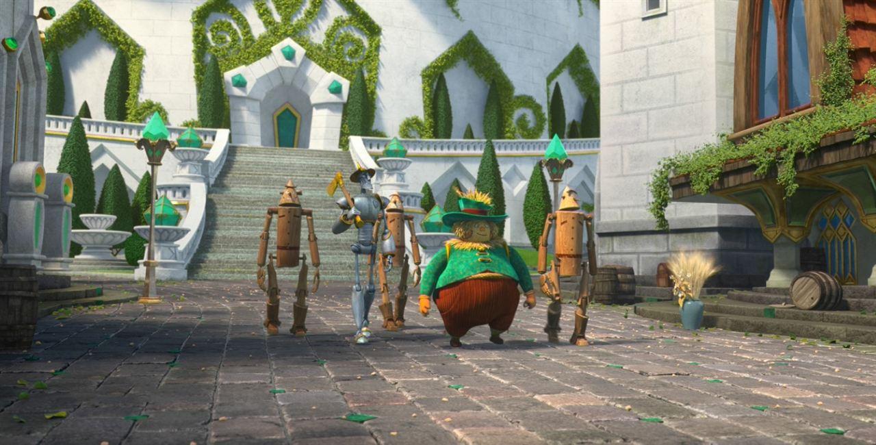 Fabuleuses aventures à Oz : Photo