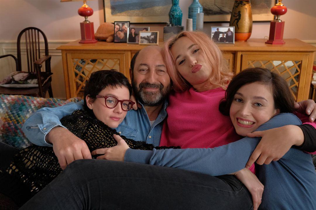 Le Gendre de ma vie : Photo Chloé Jouannet, Kad Merad, Louise Coldefy, Pauline Etienne