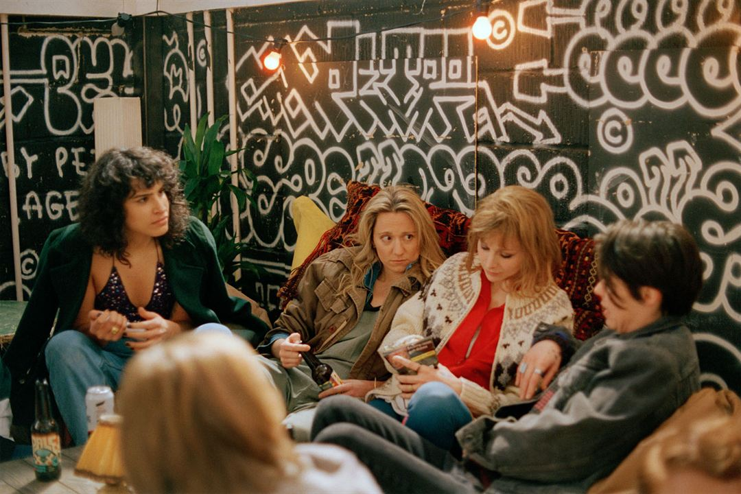 Photo Caoilfhionn Dunne, Desiree Akhavan, Hannah Almond, Niamh Algar