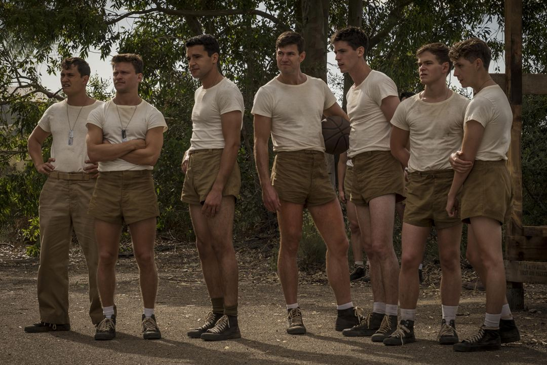 Photo Austin Stowell, Christopher Abbott, Gerran Howell, Graham Patrick Martin, Jon Rudnitsky