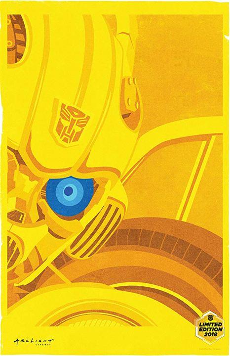 Bumblebee : Affiche
