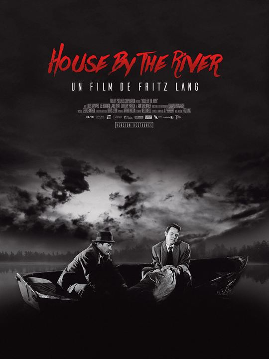 House by the River : Affiche