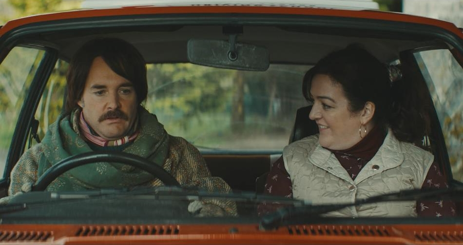Extra Ordinary : Photo Maeve Higgins, Will Forte
