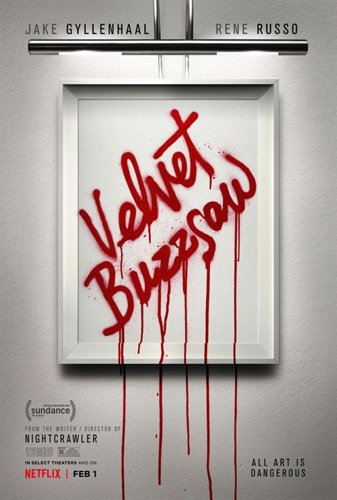 Velvet Buzzsaw : Affiche