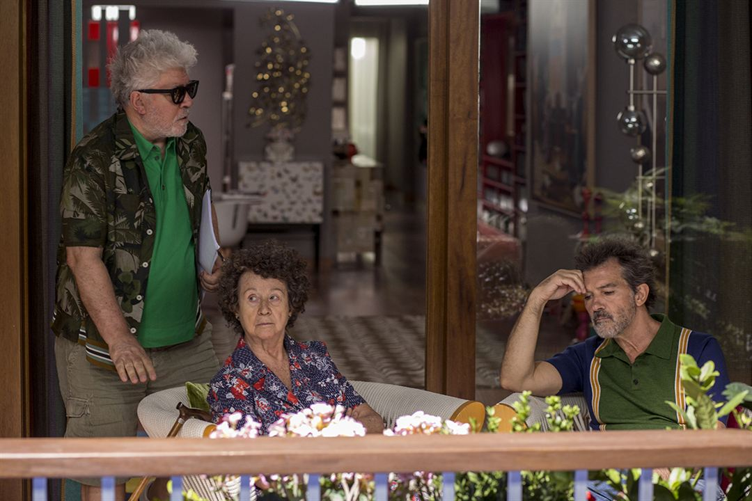 Douleur et gloire : Photo Antonio Banderas, Julieta Serrano, Pedro Almodóvar