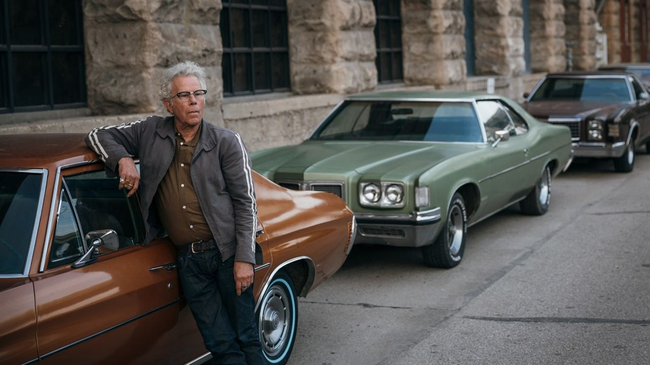 The Old Man & The Gun : Photo Tom Waits