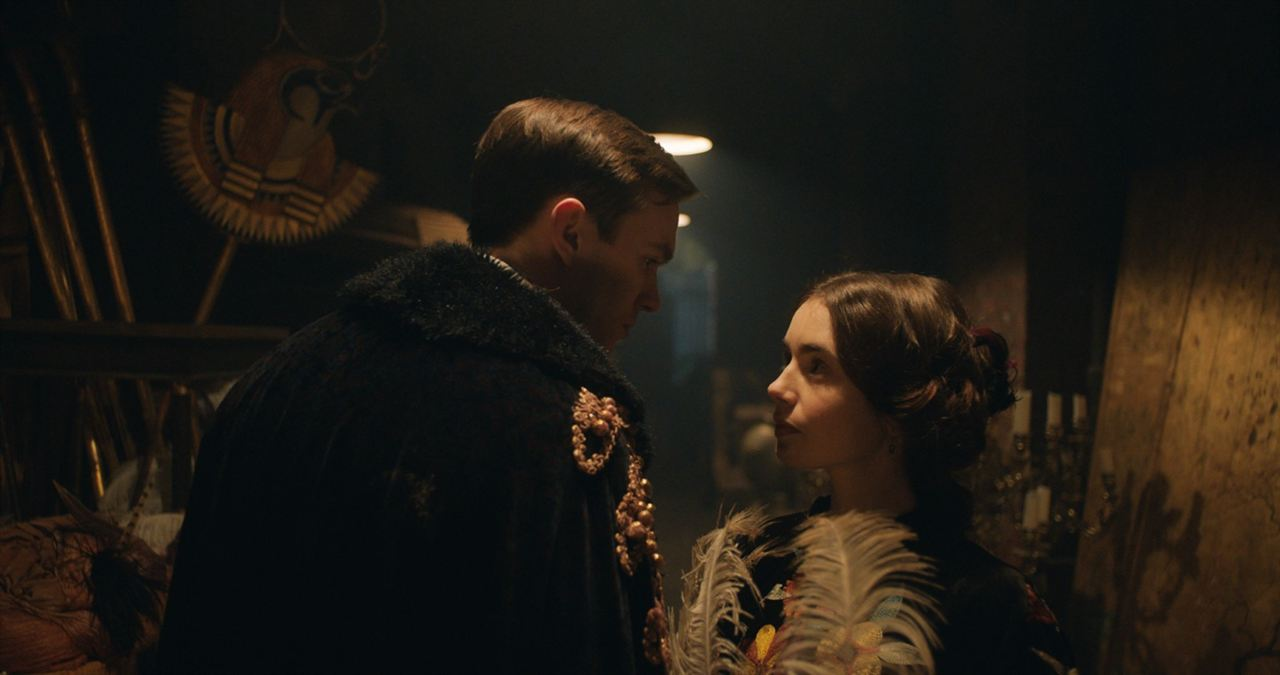 Tolkien : Photo Lily Collins, Nicholas Hoult