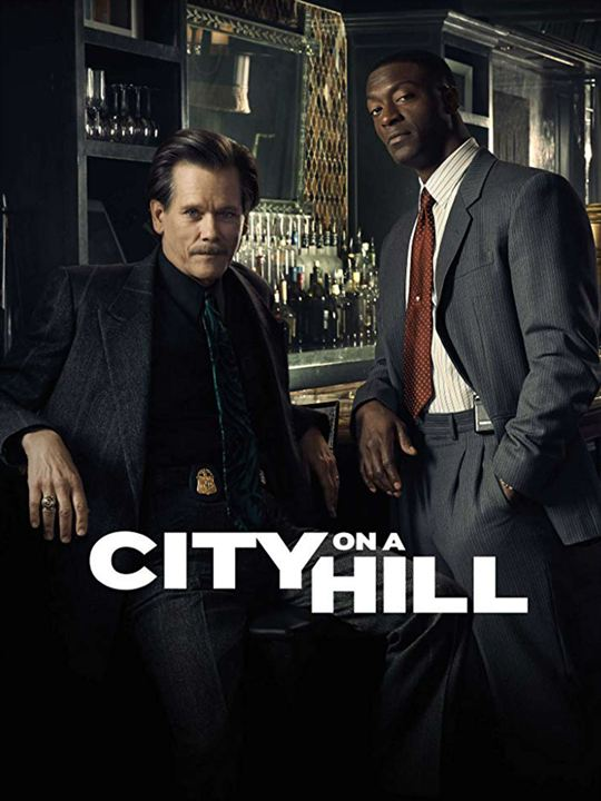 City on a Hill : Affiche