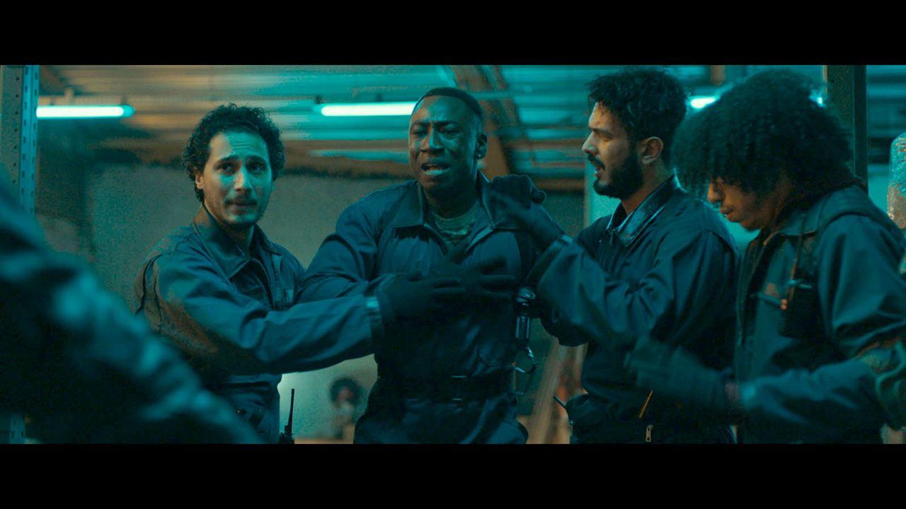 Walter : Photo Alexandre Antonio, Karim Jebli, Nordine Salhi, Samuel Djian