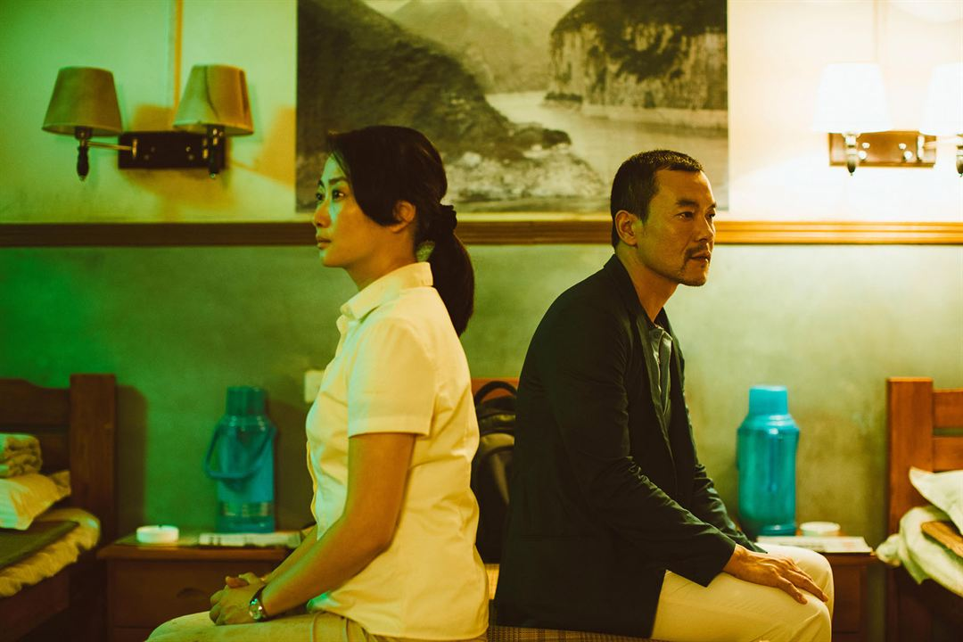 Les Éternels (Ash is purest white) : Photo Liao Fan, Zhao Tao