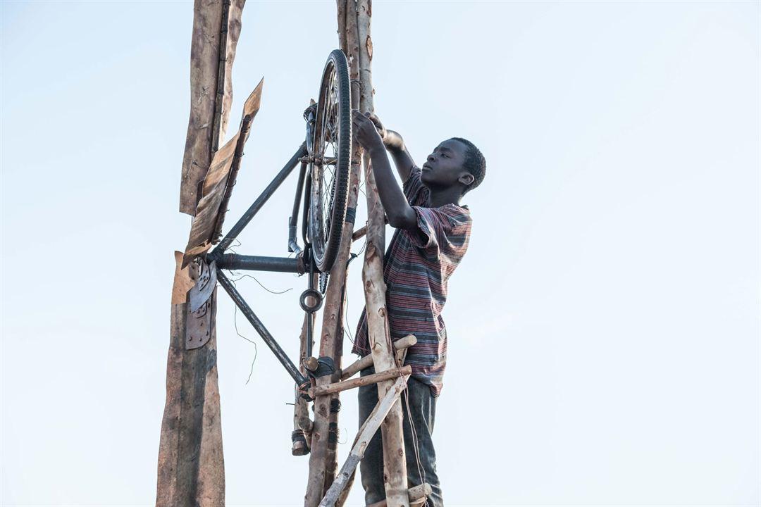 Le Garçon qui dompta le vent : Photo Maxwell Simba