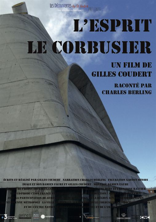 L'Esprit Le Corbusier : Affiche