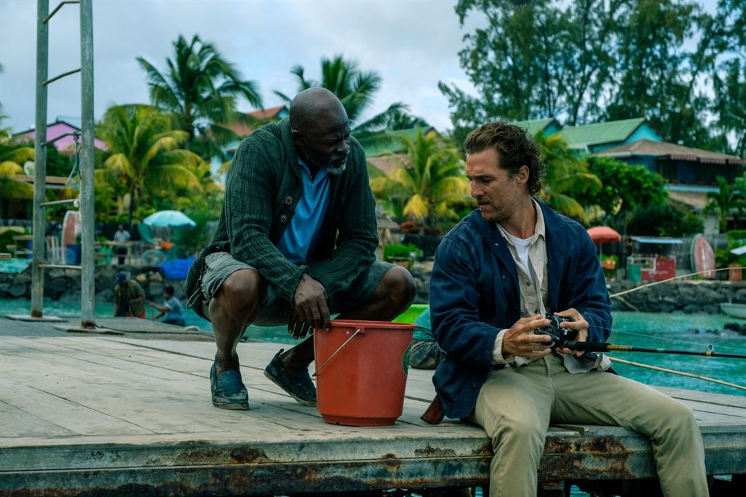 Serenity : Photo Djimon Hounsou, Matthew McConaughey