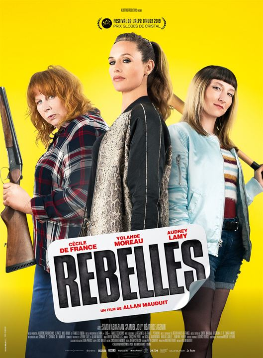Rebelles : Affiche