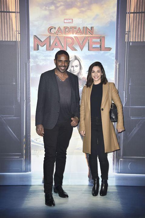 Captain Marvel : Photo promotionnelle Loup-Denis Elion