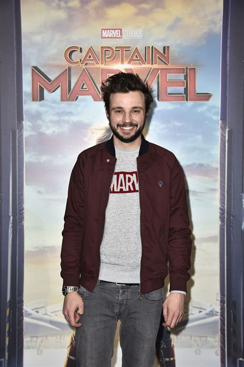 Captain Marvel : Photo promotionnelle Tom Villa