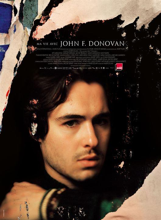 Ma vie avec John F. Donovan : Affiche