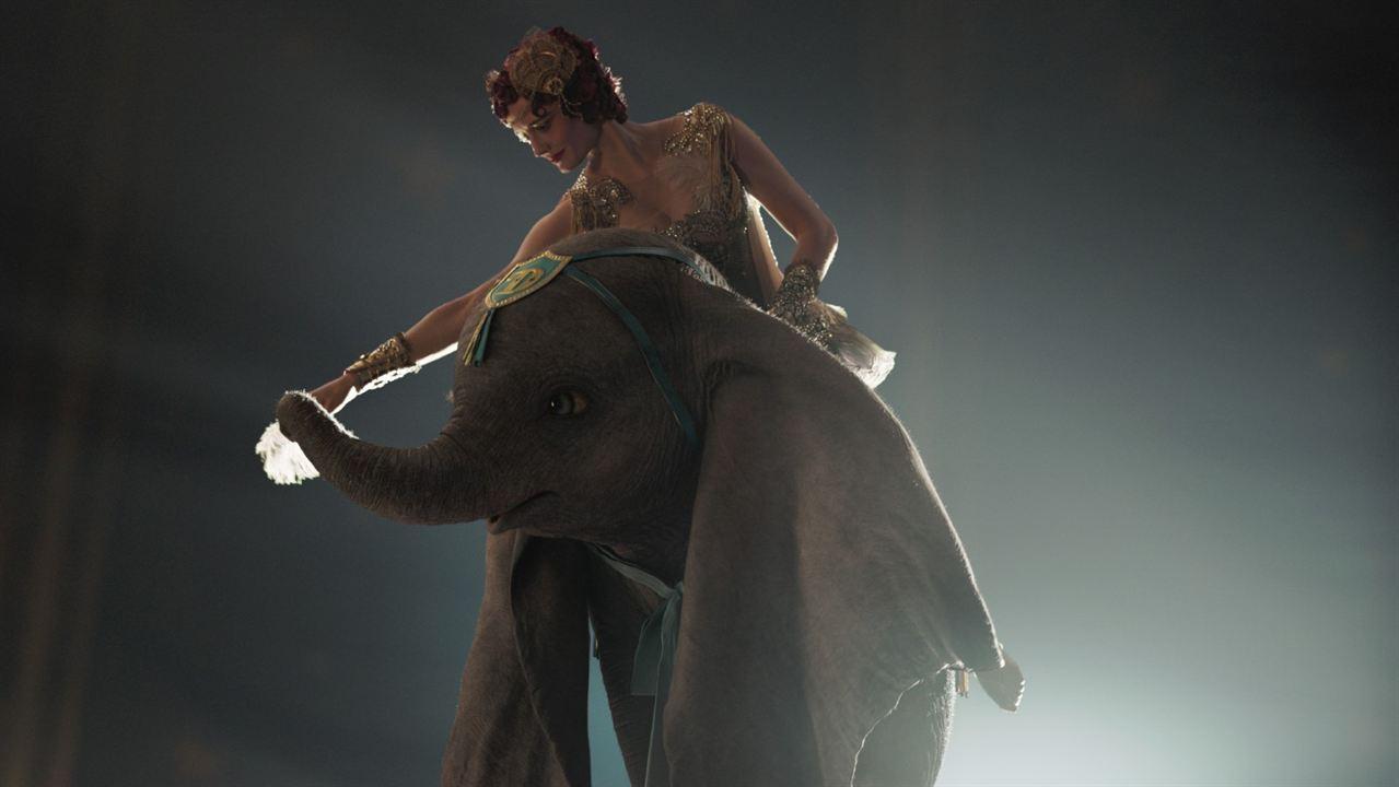 Dumbo : Photo Eva Green