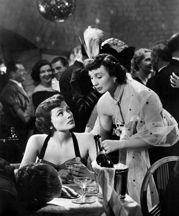 Les Forbans de la nuit : Photo Gene Tierney, Googie Withers