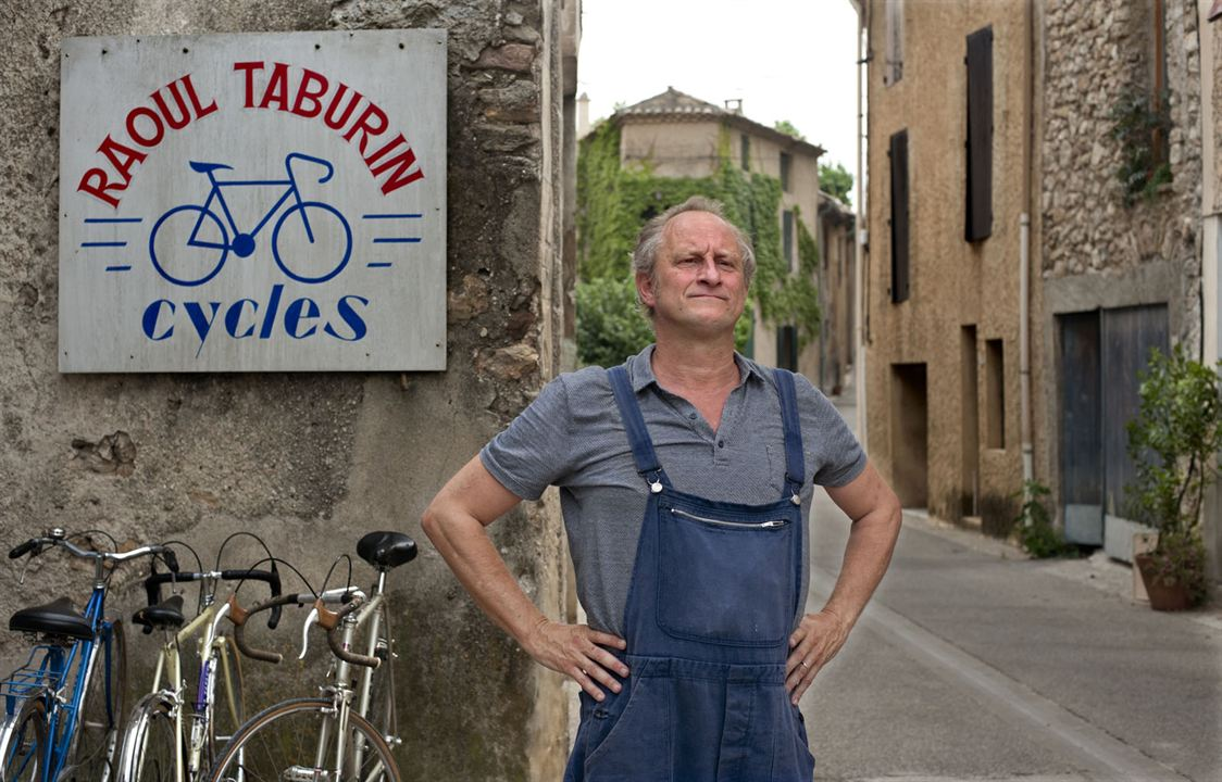 Raoul Taburin : Photo Benoît Poelvoorde