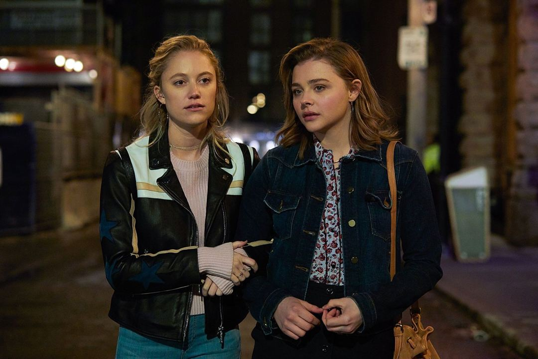 Greta : Photo Chloë Grace Moretz, Maika Monroe