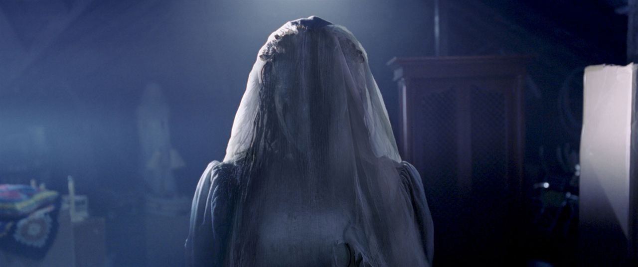 La Malédiction de la Dame blanche : Photo