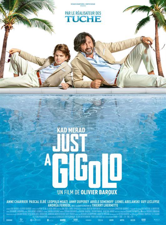 Just a gigolo : Affiche