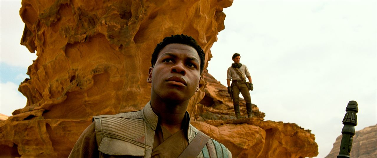 Star Wars: L'Ascension de Skywalker : Photo John Boyega, Oscar Isaac